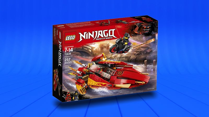 Best LEGO Ninjago sets