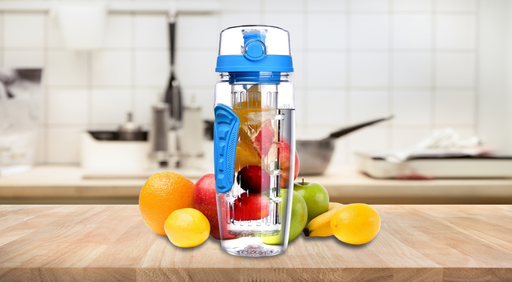 best infusion water bottle