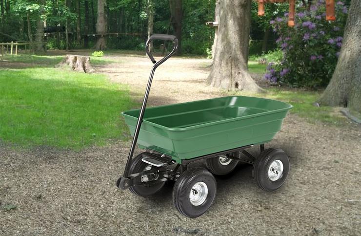 best garden trolley