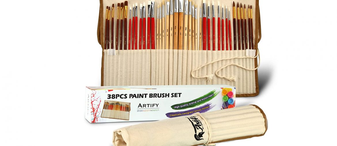 best artist brush