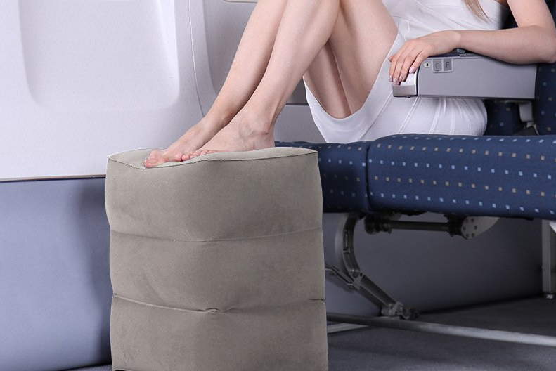 Portable Inflatable Foot Pillow in 2020