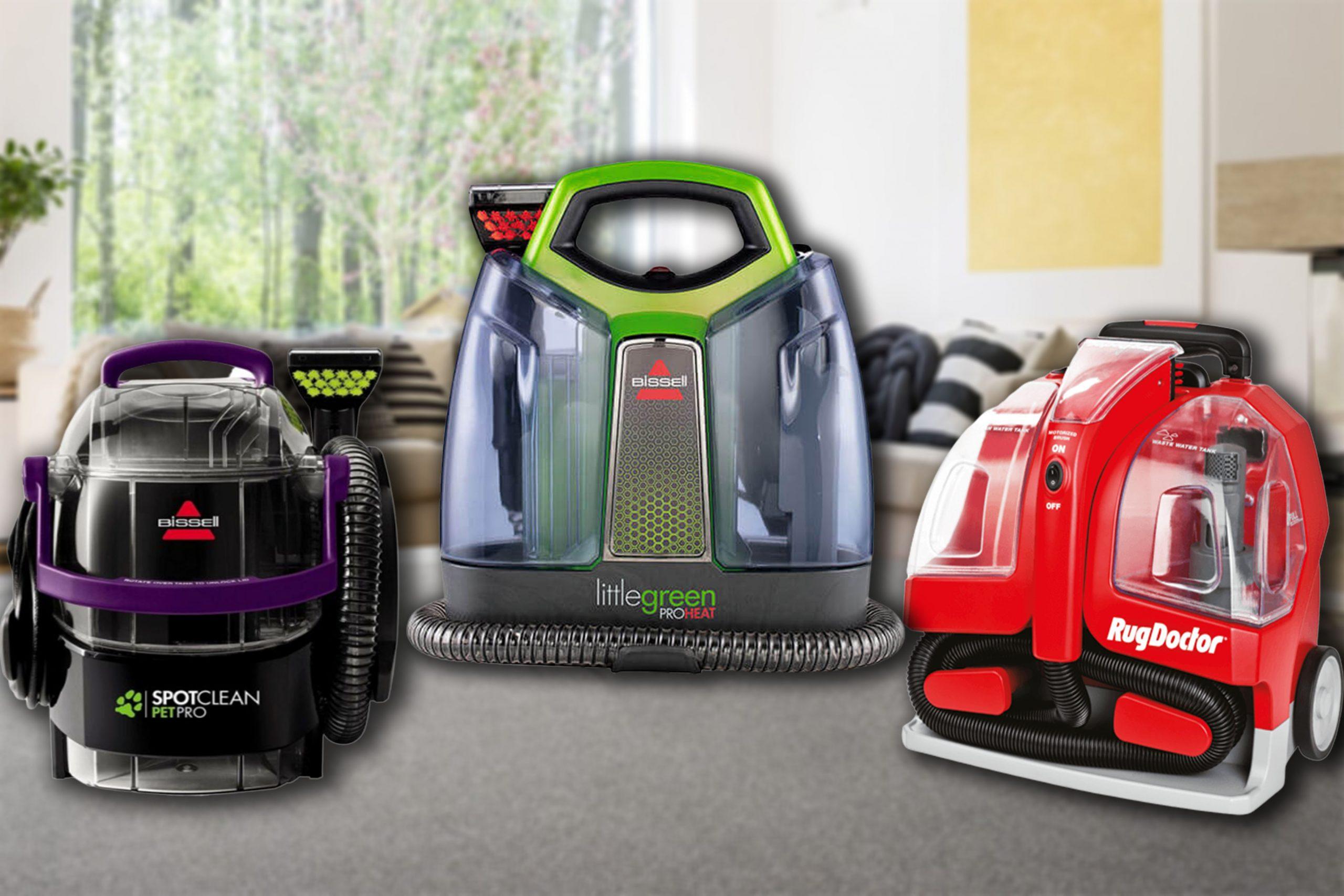 best portable carpet cleaner