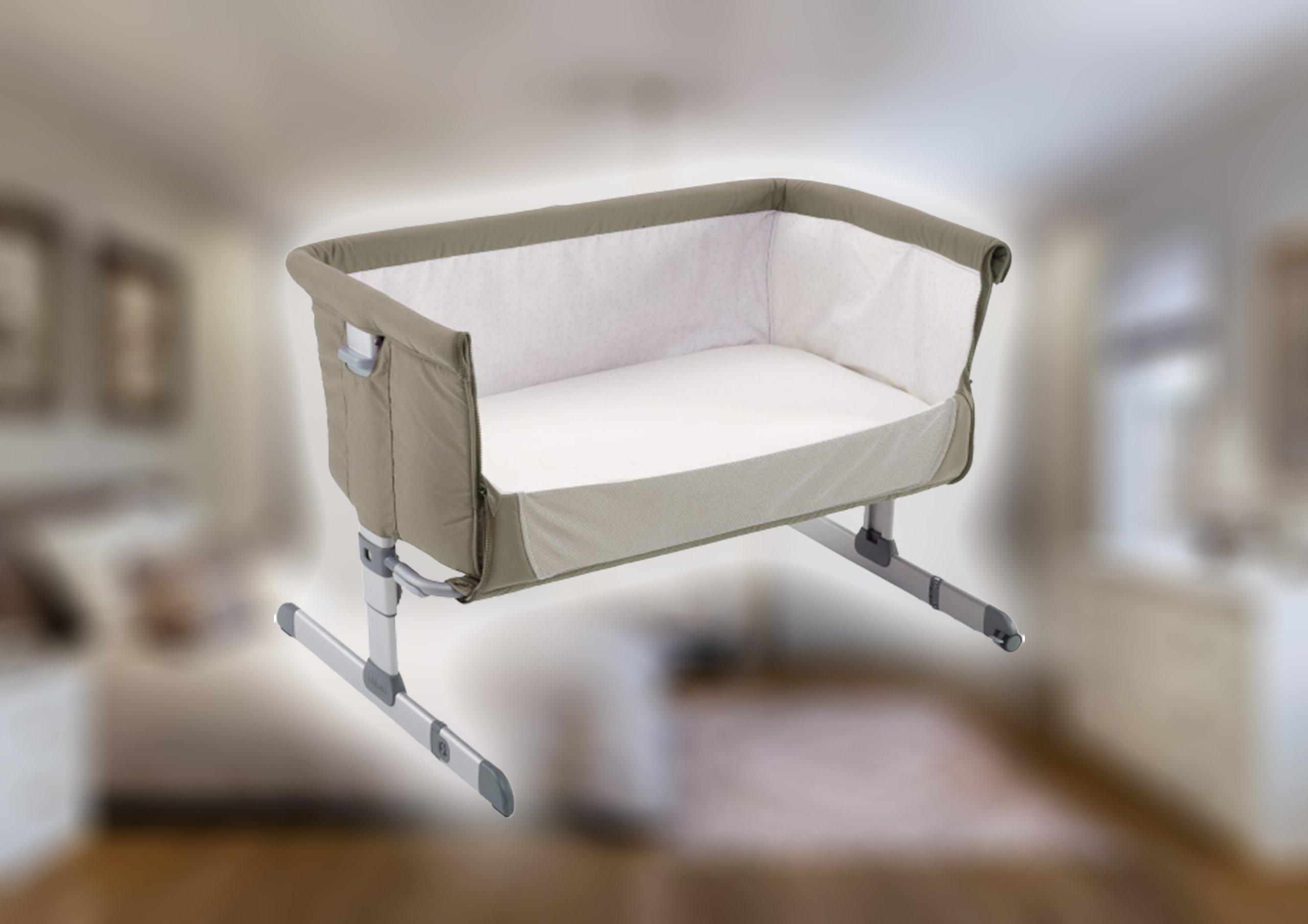 best bedside crib