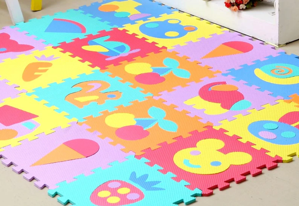 best foam play mat
