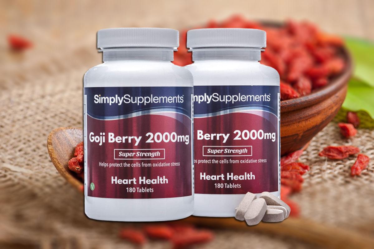 Best goji berry supplements