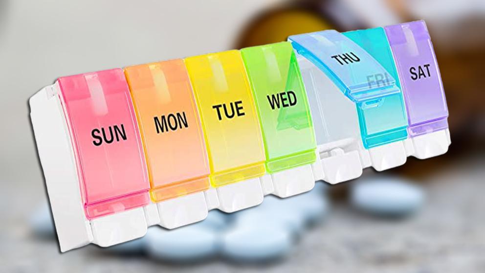 best pill box