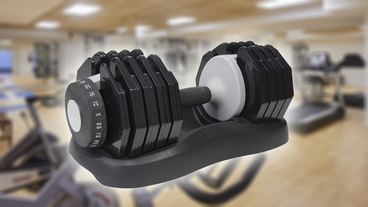 Weight Training proiron 20 Kg Cast Iron Adjustment Dumbbell and Barbell Weights