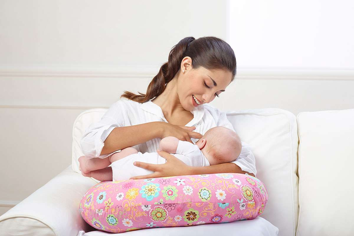 best breastfeeding pillow uk