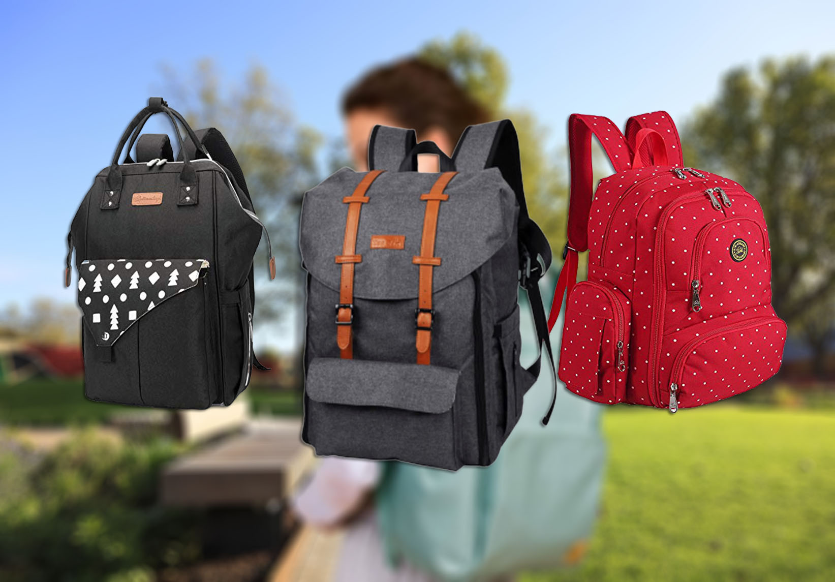 best changing bag backpack UK