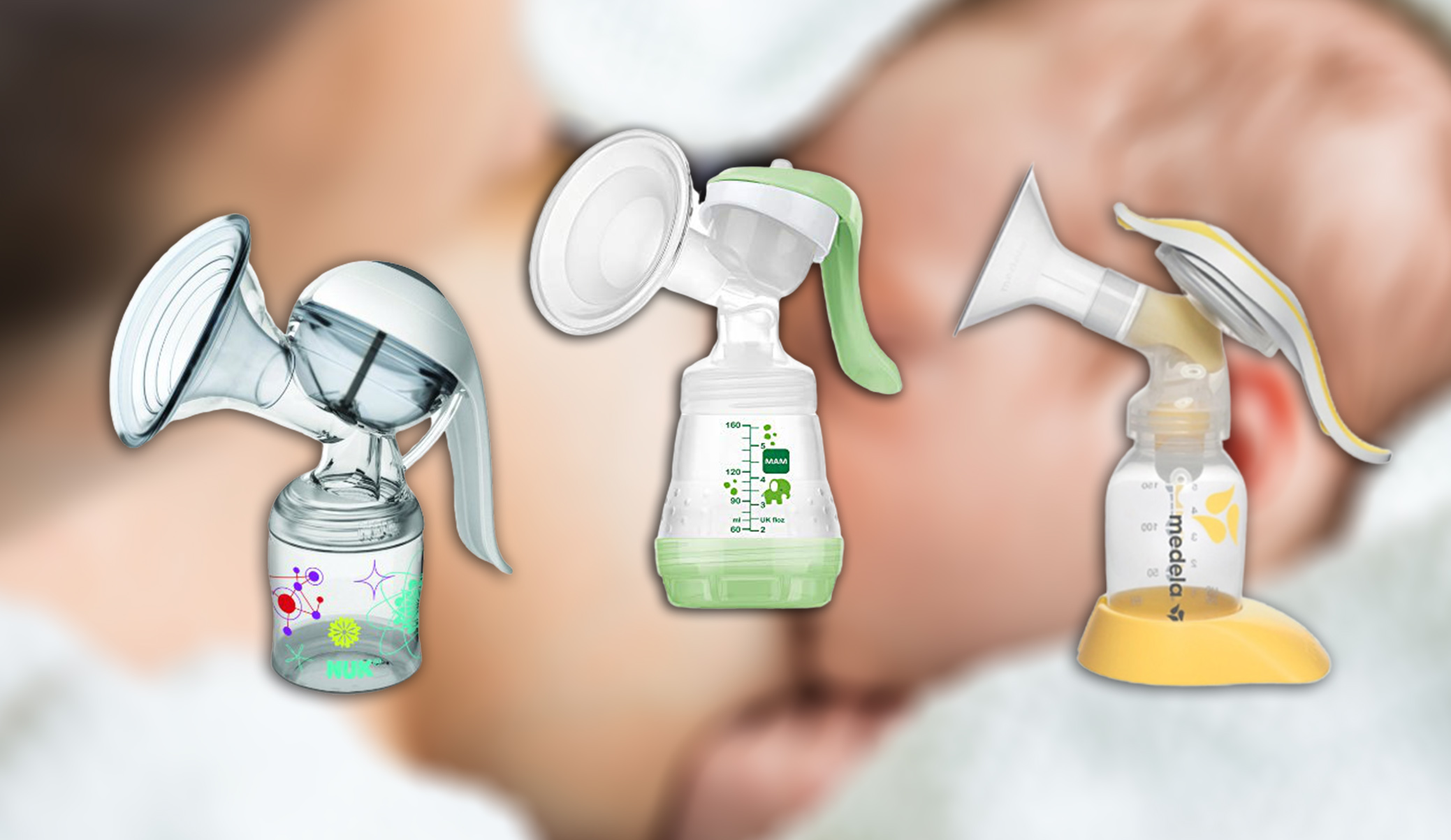 best manual breast pump uk