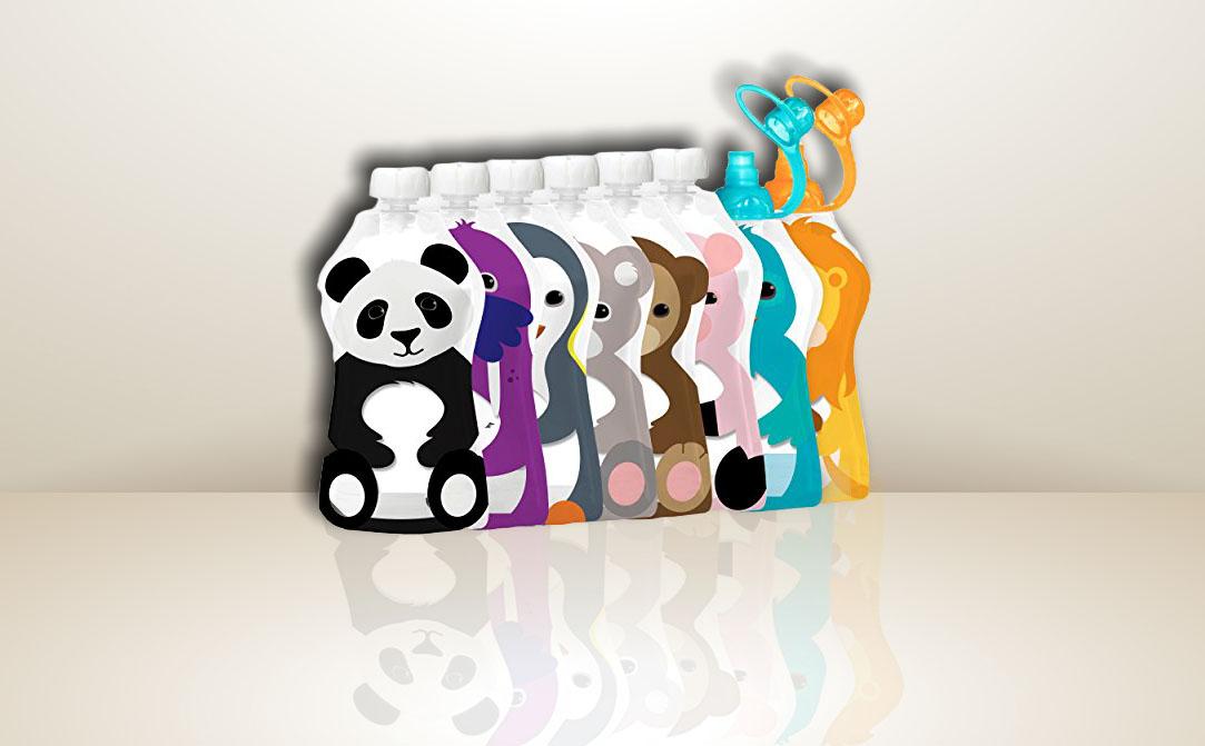 best reusable food pouches uk