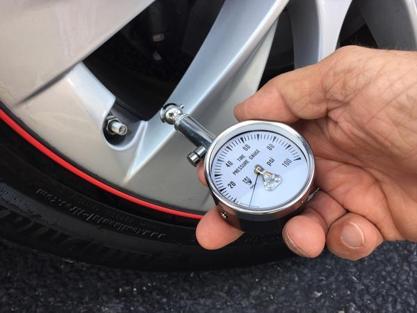 Best Tyre Pressure Gauges