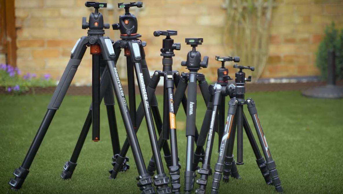 camera tripod uk