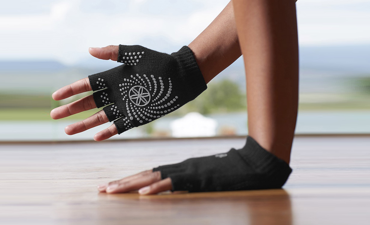 best yoga gloves uk