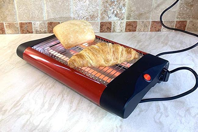 best flat toaster