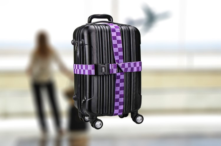 best luggage straps