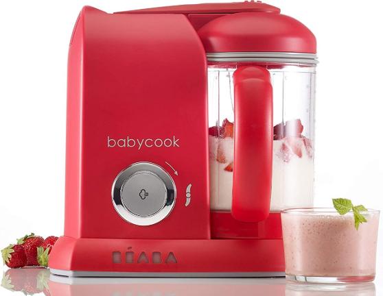 Beaba Babycook Solo 4-in-1 Baby Food Maker