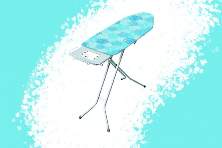Best Compact Ironing Boards Vileda, Jata, Rolser
