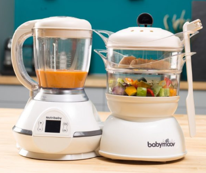 Baby Food Maker Babymoov