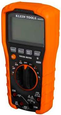 auto ranging multimeter