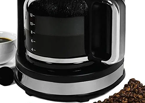 capacity filter coffee machine