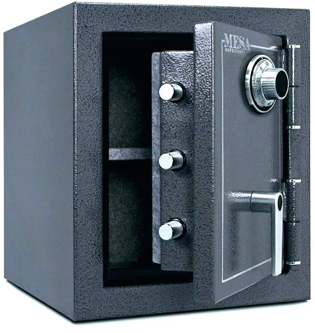 fireproof waterproof safe for home