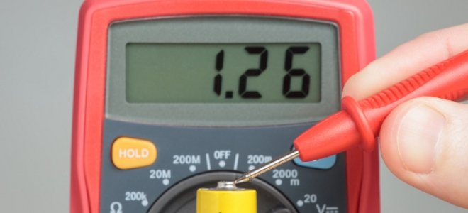 how the multimeter works