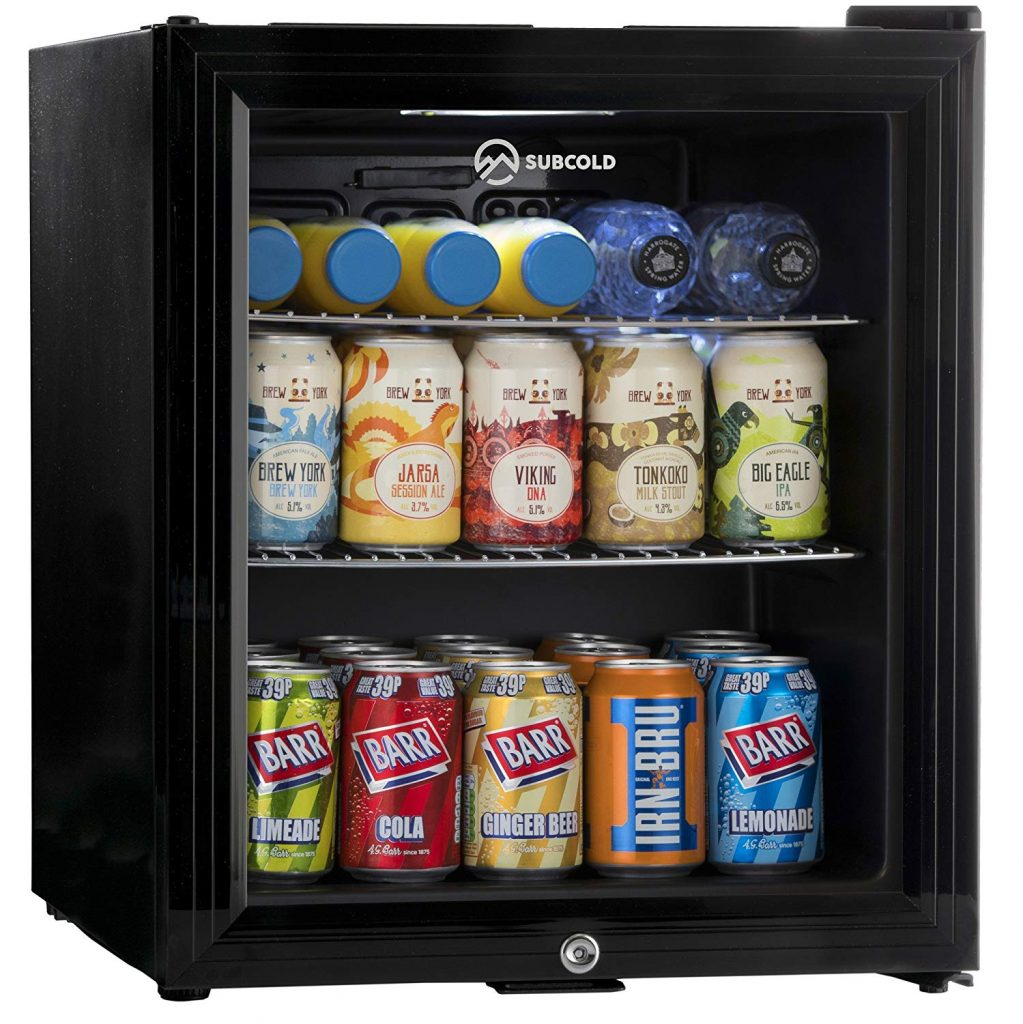 mini fridge for drinks