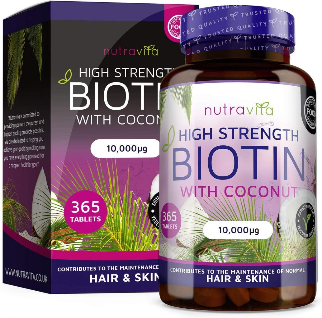Biotin Hair Growth Supplement