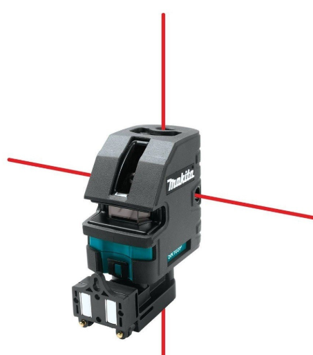 Point laser level