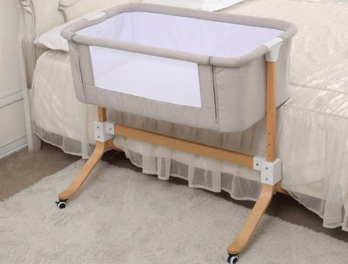bed side crib