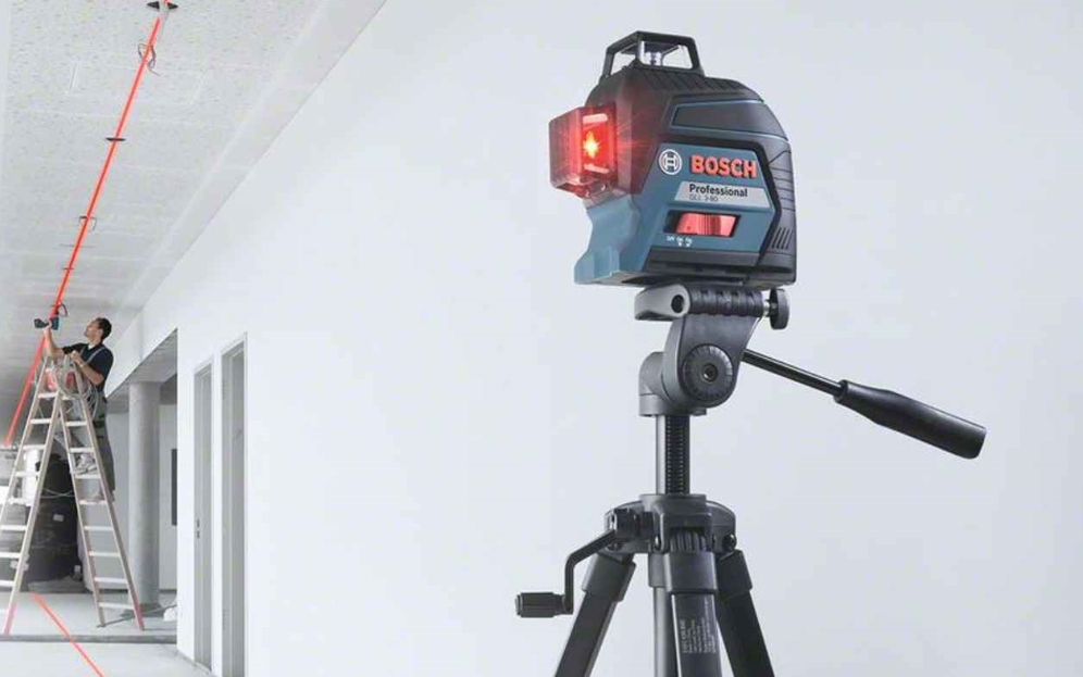 how to use laser level