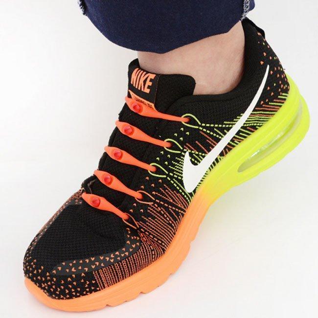 no tie elastic shoelaces
