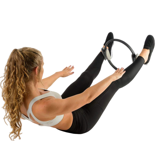 pilates ring for abs