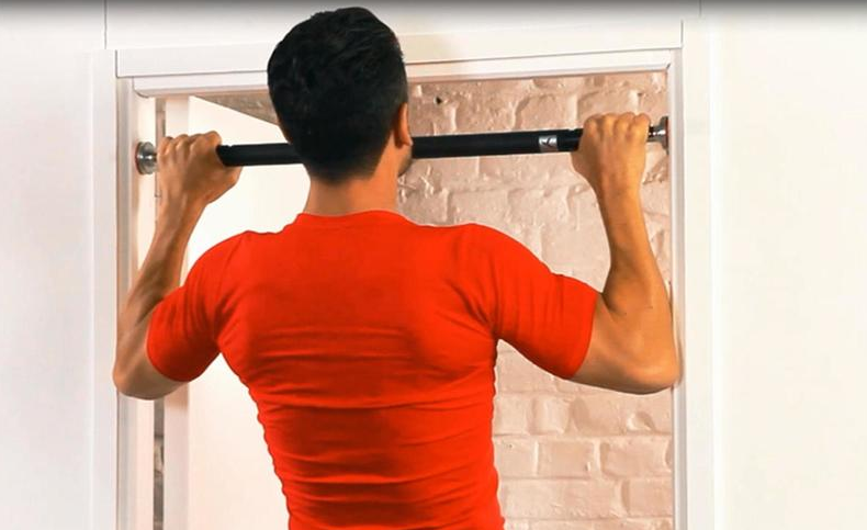 door frame pull up bar