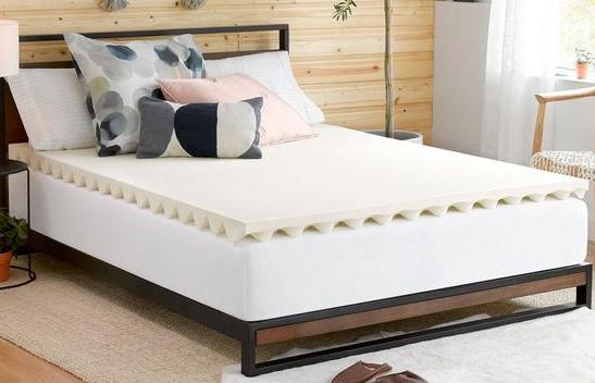 memory foam mattress topper uk