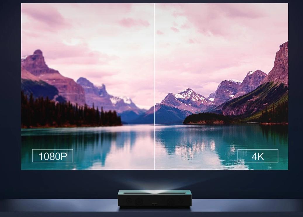 4K projector
