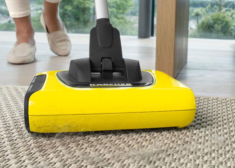 Karcher KB5 cordless carpet sweeper