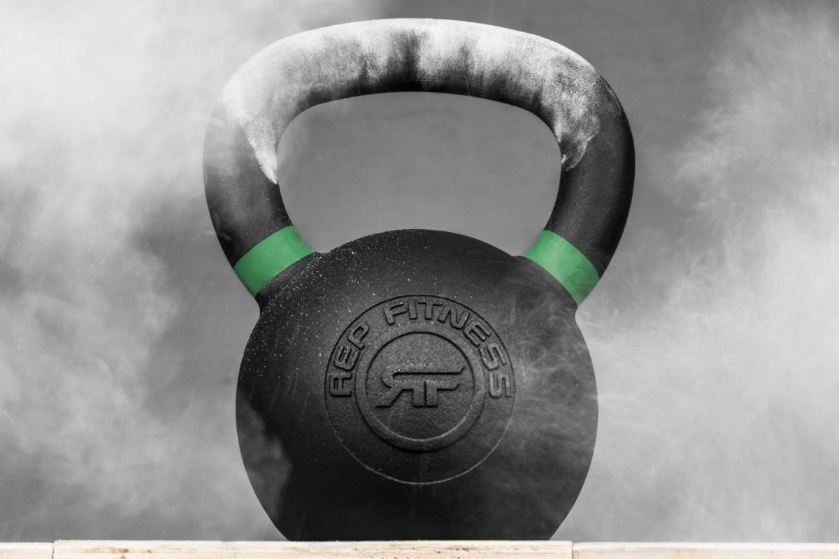 Kettlebell weight