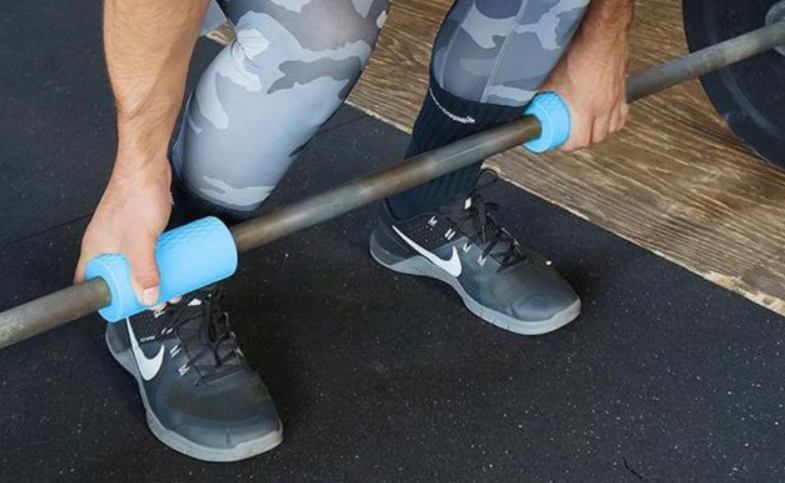 Thick Barbell Grips