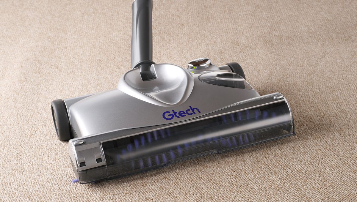 cordless carpet sweeper