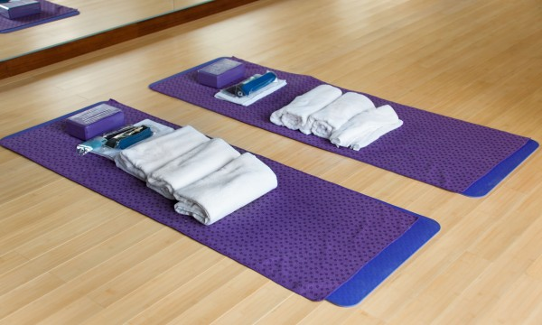 hot yoga towels