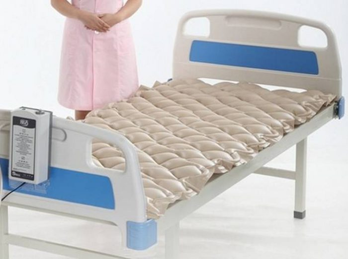 inflatable bed sore mattress