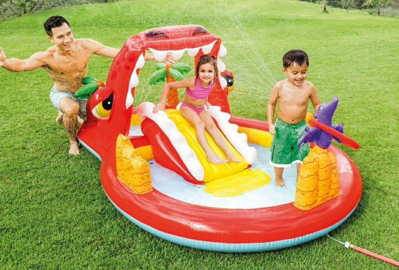 inflatable baby play centre  pool