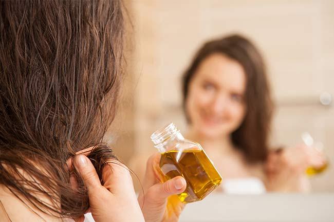 oil for healthy hair