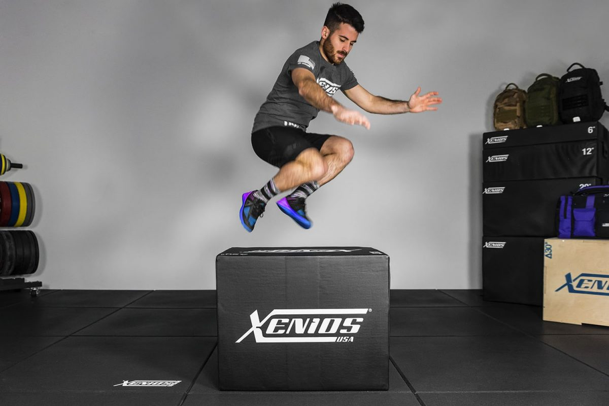 soft plyometric box