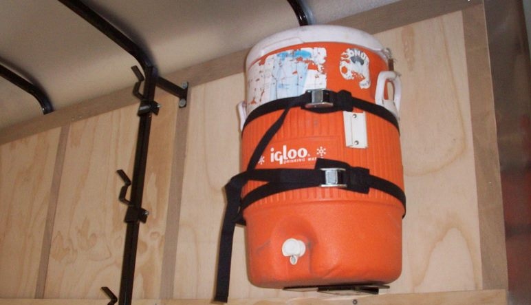 water jug cooler