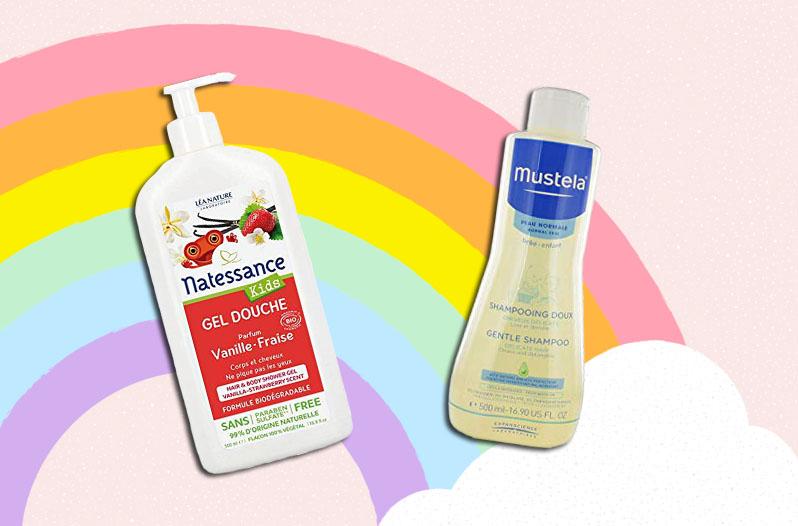 baby shampoo uk