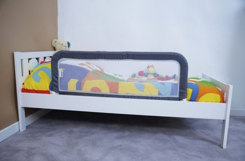 bed safety rail for toddlers