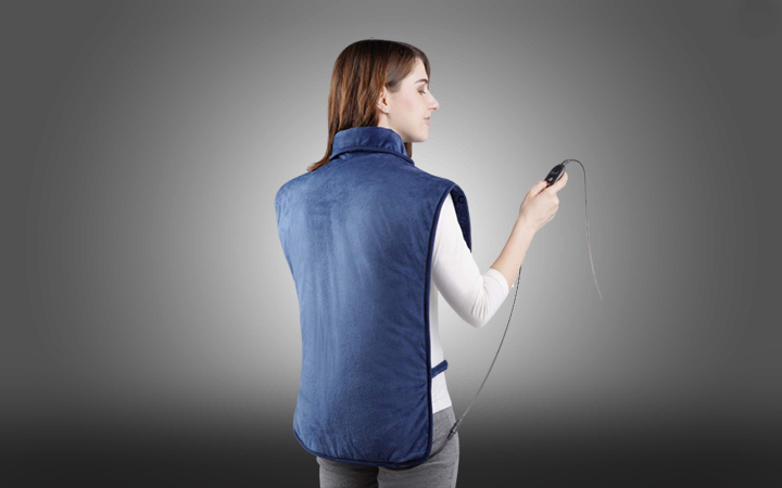 heating pad for back pain